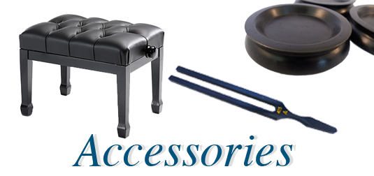 Piano Stools And Piano Accessories
