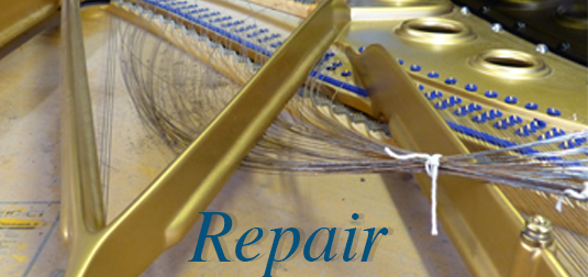Piano And Harpsichord Repair